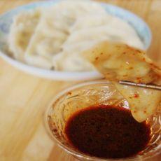 白菜肉饺子