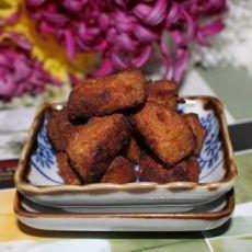 红咖喱猪肉干