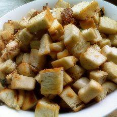 臊子肉炒饼