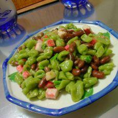 蜜豆菜汁猫耳朵