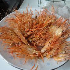 烤虾串的做法