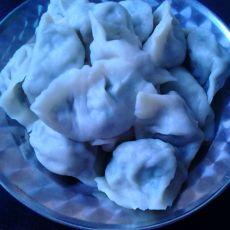 茴香鸡蛋饺子的做法