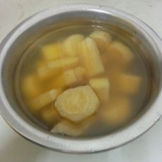 清凉葛糖水的做法