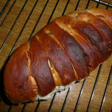 葡萄干面包的做法
