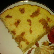 肉松蛋糕―电饭锅版