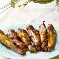 烤姜蓉鸭翅