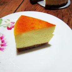 经典重乳酪蛋糕