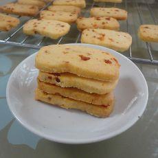 圣女果饼干