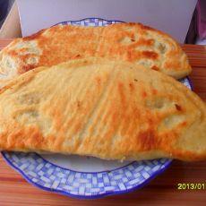 韭菜肉饼的做法