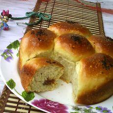 黑椒培根面包的做法