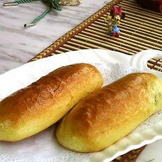奶油薯泥面包的做法