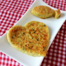 西红柿鸡蛋饼:让宝宝营养均衡的爱心鸡蛋饼的做法