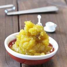 炒红薯泥:简易版