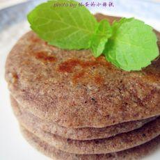 粗粮小饼―快手早餐