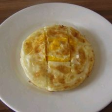 洋葱圈鸡蛋