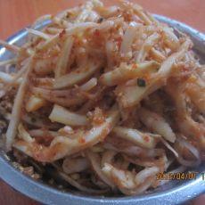 朝鲜族拌菜----拌桔梗