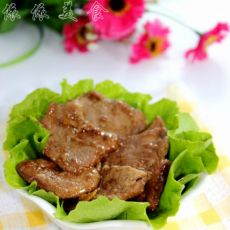 煎肉片---如何煎出口感鲜嫩的瘦肉片的做法
