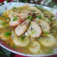 清水白条虾