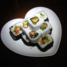 春天吃寿司喽