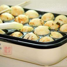 奶酪小丸子—日式小吃也混搭