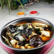 麻辣鱼头锅的做法
