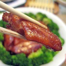 蚝油鸡中翅