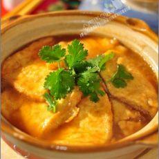 烧熘豆腐锅