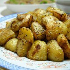 微波香烤孜然土豆的做法