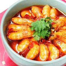 四川盆盆虾