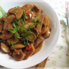 蚝油扒杏鲍菇