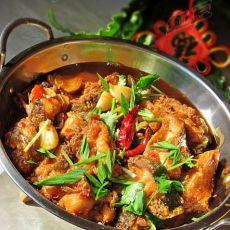 干锅香辣鱼块的做法