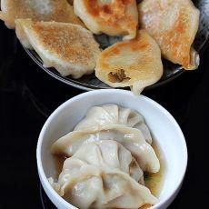 黄瓜煎饺―儿童美食