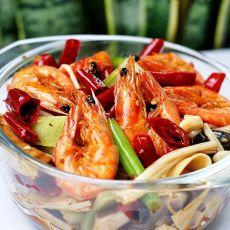 养生麻辣香锅的做法