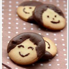 娃娃饼干――童趣十足小点心的做法