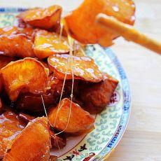 拔丝红薯   百分百成功