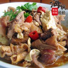 牛腩番茄煲豆腐