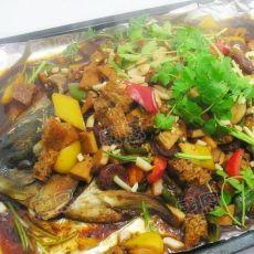 重庆麻辣烤鱼的做法