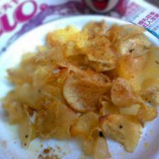 自制香脆薯片