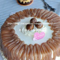 栗子蛋糕―栗の物语奶油蛋糕