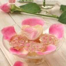 水晶玫瑰胶原蛋白冻
