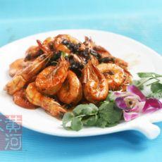 豉油大虾的做法