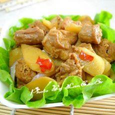 生姜炒鸡的做法