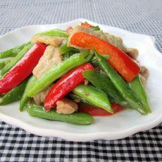 肉片芸豆的做法
