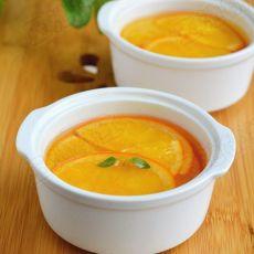 冰糖炖橙子