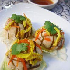 马蹄豆腐丸子