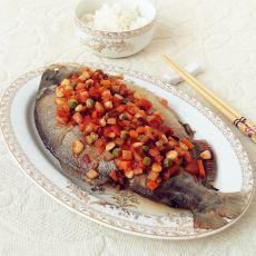 茄汁白鲳鱼