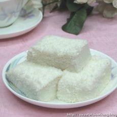 椰汁雪花糕
