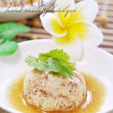 清蒸豆腐圆子