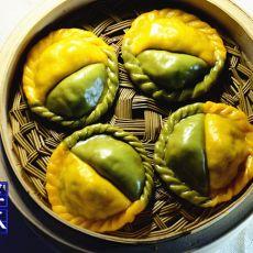 鸳鸯蒸饺的做法