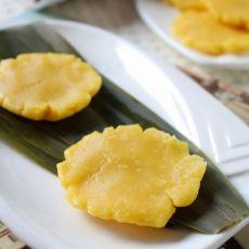 玉米面蒸饼的做法